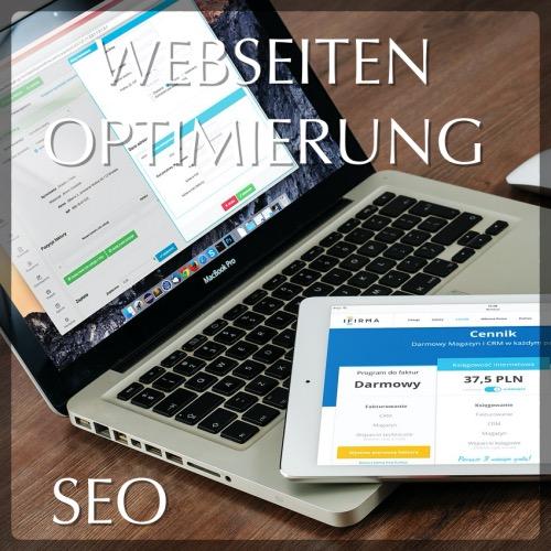 SEO Webseitenoptimierung