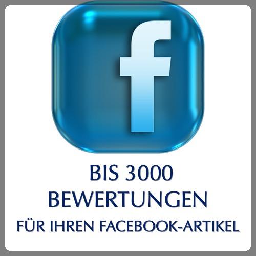 5000 facebook bewertungen