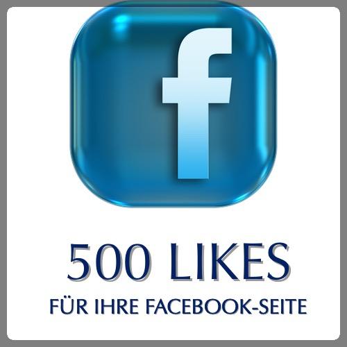 facebook 500 likes kaufen