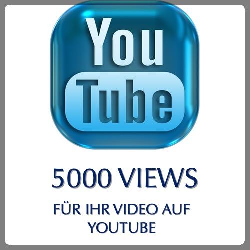 5000 youtube views kaufen